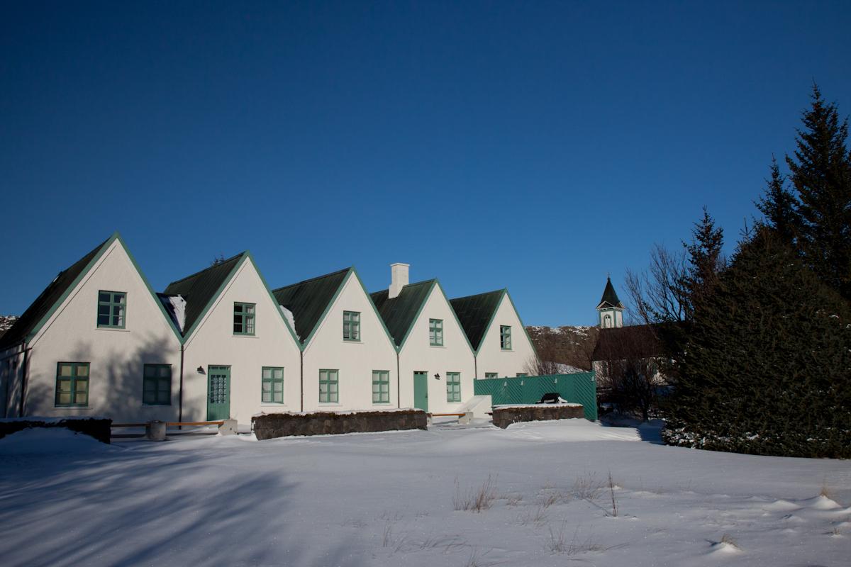 thingvellir winter