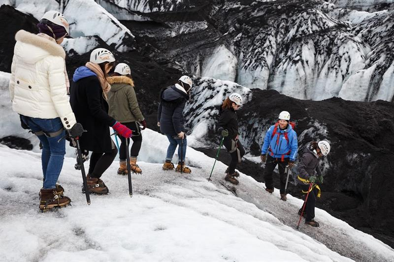 glacial-hike