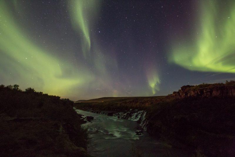 northern lights efra nes