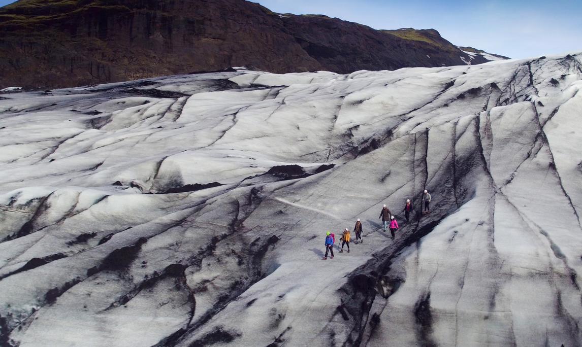 Glacier walk Sólheimajökull 2 HOURS